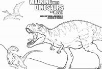 Walking with Dinosaurs Coloring Pages - Dinosaurs Coloring Pages with Names