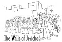 Wall Coloring Pages - Cool Walls Jericho Coloring Pages Collection