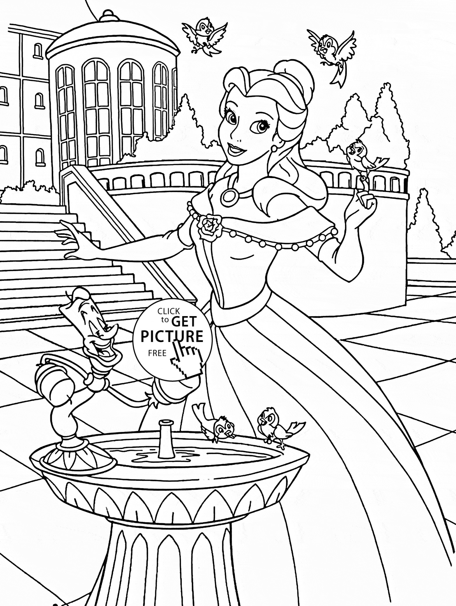 Wallpaper Coloring Pages  Download 4d - To print for your project