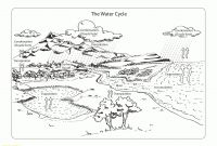 Water Cycle Coloring Pages - Water Cycle Coloring Pages Coloring Pages Coloring Pages