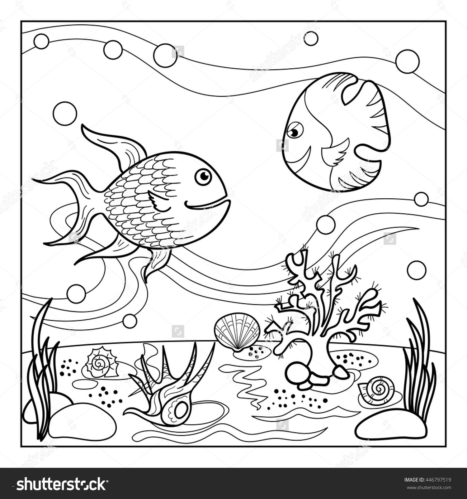 Water Cycle Coloring Pages  Download 5p - Free For kids