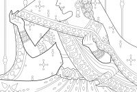 Wedding Dress Coloring Pages - Coloring Pages D Girls Coloring Pages