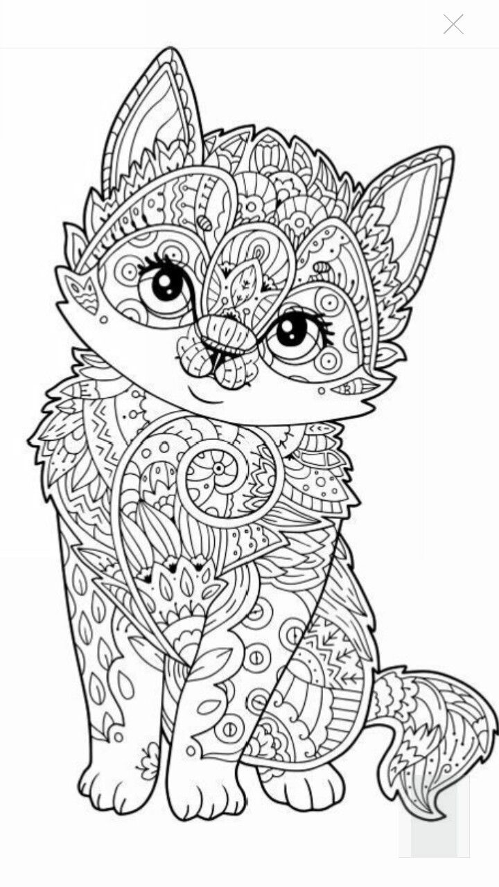 Whisker Haven Coloring Pages  Download 15r - Free For Children