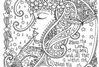 Whisker Haven Coloring Pages - Adult Coloring Prayers to Color by Deborah Muller Inspirational