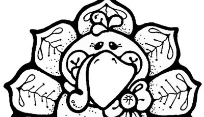 Wild Turkey Coloring Pages - Turkey Coloring Pages for Preschoolers Printable