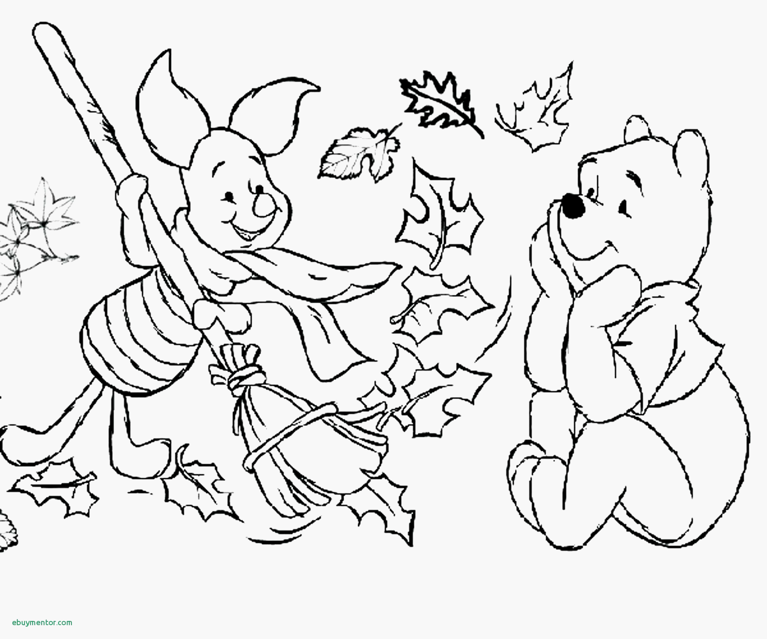Winter Scene Coloring Pages  to Print 14n - Free Download