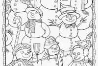 Winter Scene Coloring Pages - Winter Adult Coloring Pages Faber Castell Coloring Pages for Adults