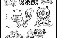 Woodland Creatures Coloring Pages - Elegant Coloring Pages for Girls 10 and Up Animals that Hibernate
