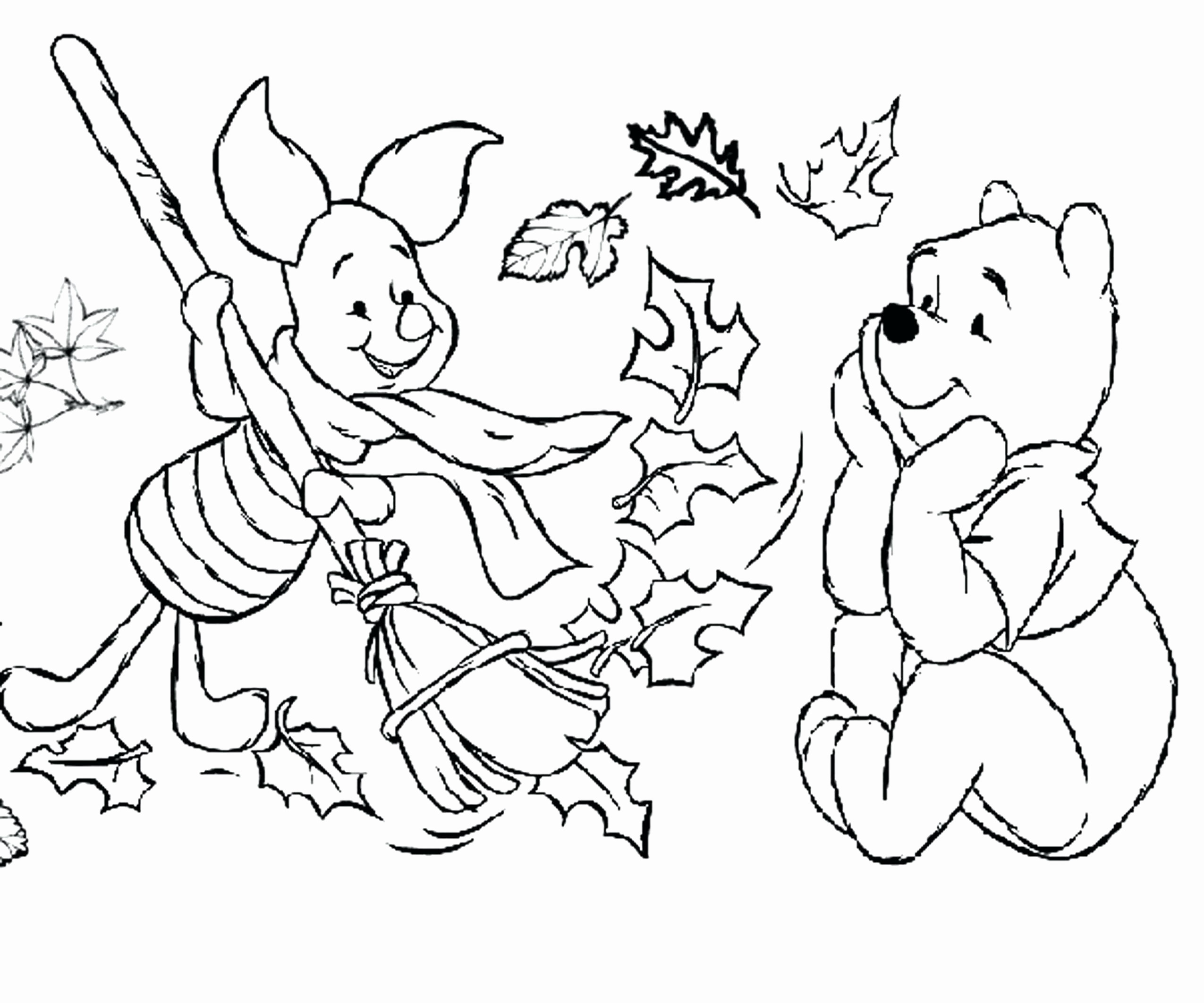 Woodland Creatures Coloring Pages  Collection 9l - Free For Children