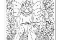 Woodland Creatures Coloring Pages - Trademark Art Fairies and Woodland Creatures 26 by Kcdoodleart