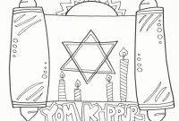 Yom Kippur Coloring Pages - Download Coloring Pages for Yom Kippur