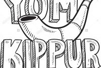 Yom Kippur Coloring Pages - Jewish orthodox Stock Vector Alamy