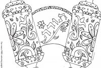 Yom Kippur Coloring Pages - Opportunities Pesach Coloring Pages This Page Has It All Four Cups
