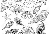 Zentangle Coloring Pages - 20 Inspirational Zentangle Coloring Pages