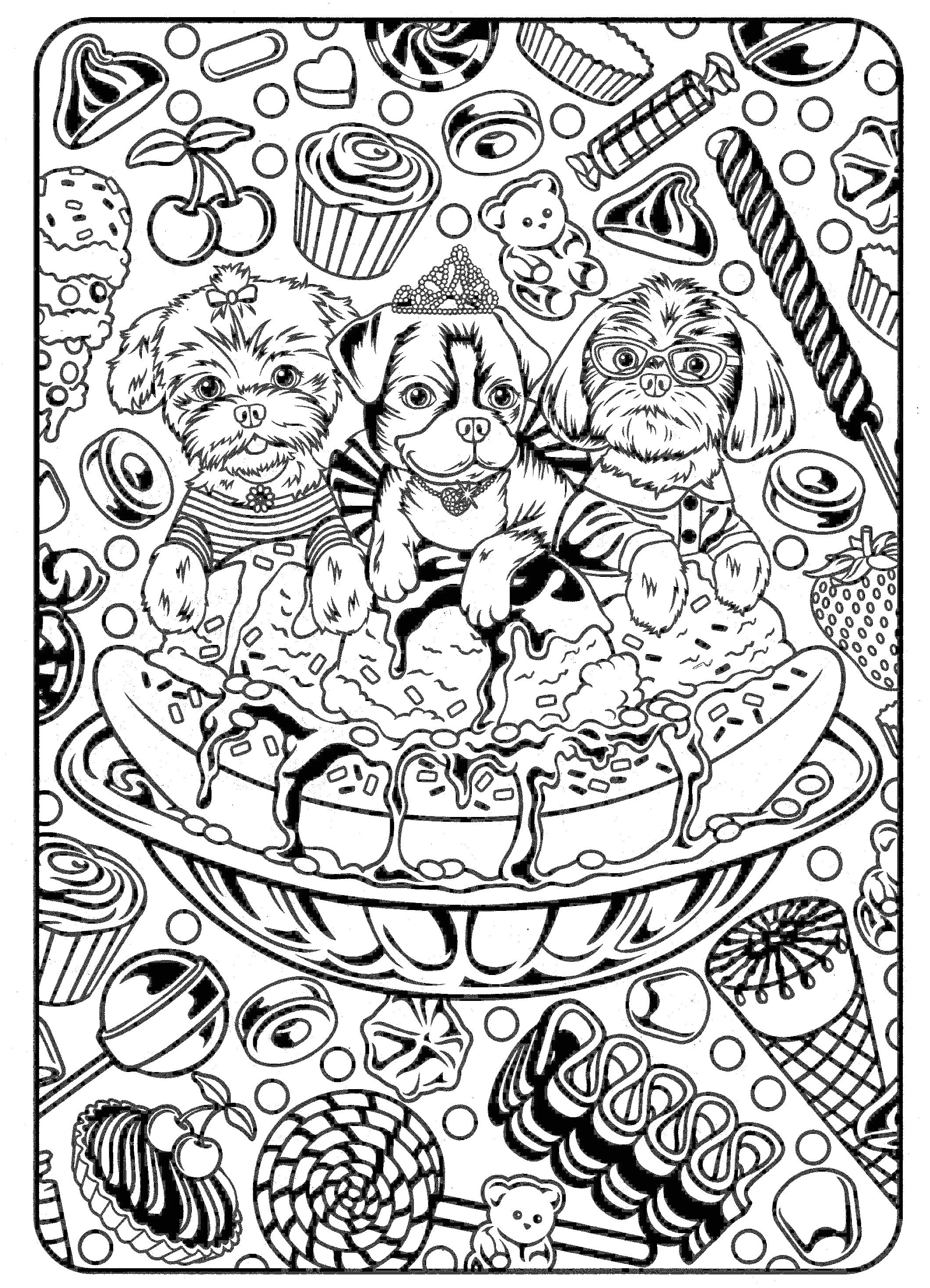Zentangle Coloring Pages  Printable 4m - To print for your project