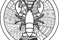 Zodiac Signs Coloring Pages - Zodiac Sign Cancer Zentangle Tattooooos Pinterest